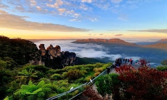 Private - Blue Mountain with Jenolan Caves & Scenic Cruise