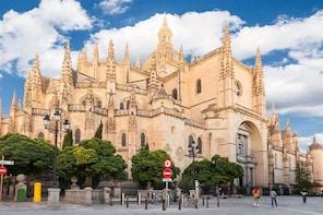 Toledo & Segovia Day Tour with Alcázar Visit