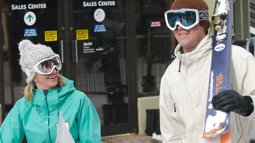 North Lake Tahoe Ski Rental Package with Delivery