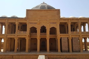 UNESCO World Heritage Tour Near Karachi