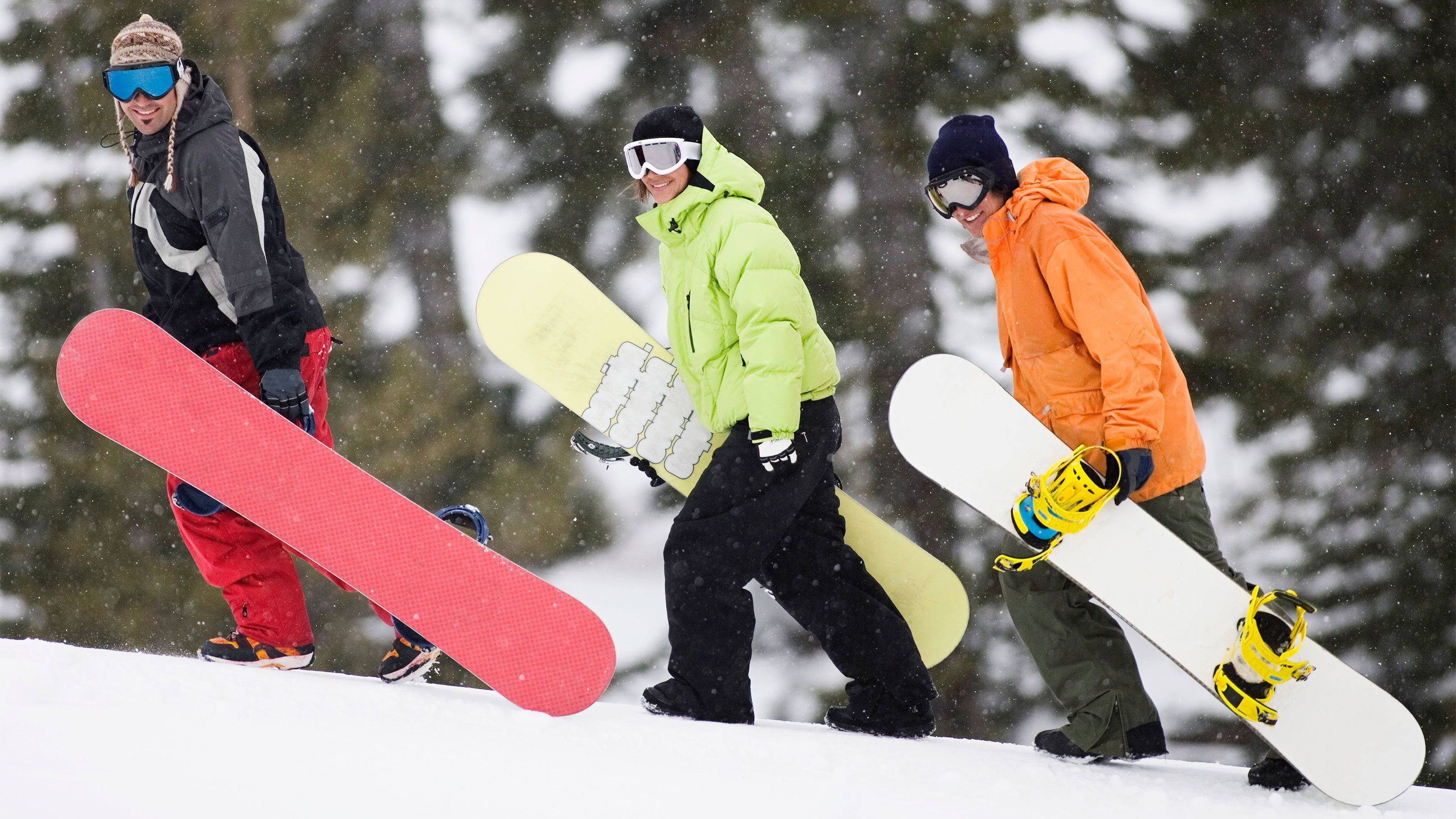North Lake Tahoe Snowboard Rental Package with Delivery