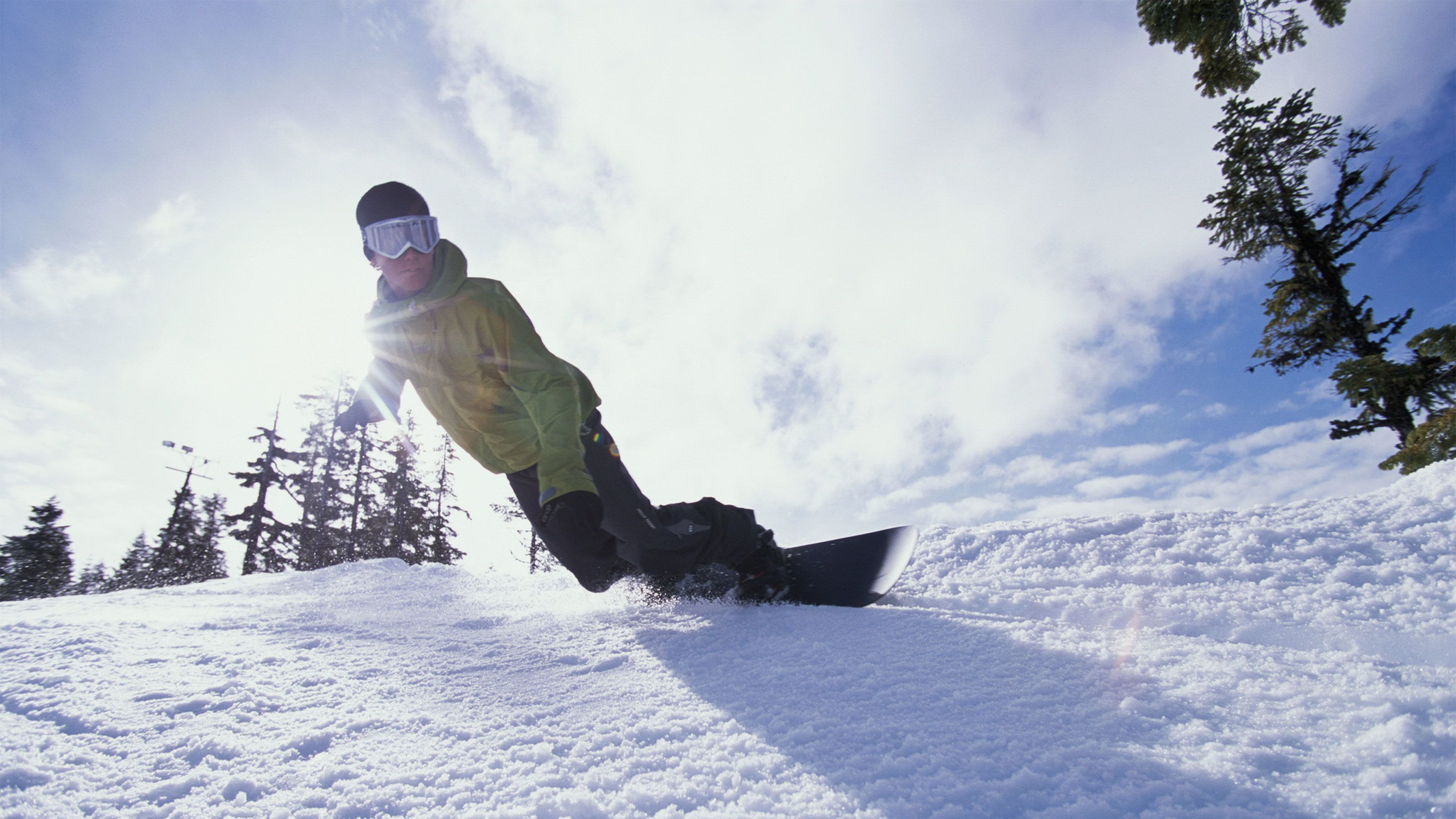 South Lake Tahoe Snowboard Rental Package with Delivery