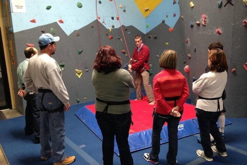 Show item 1 of 6. Climb Upstate Rock Climbing Gym Day Pass