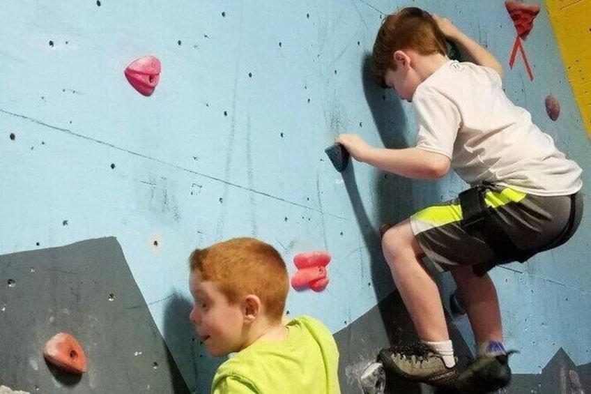 Show item 2 of 6. Climb Upstate Rock Climbing Gym Day Pass