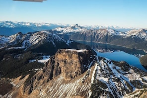 Whistler Back-country Flightseeing Tour
