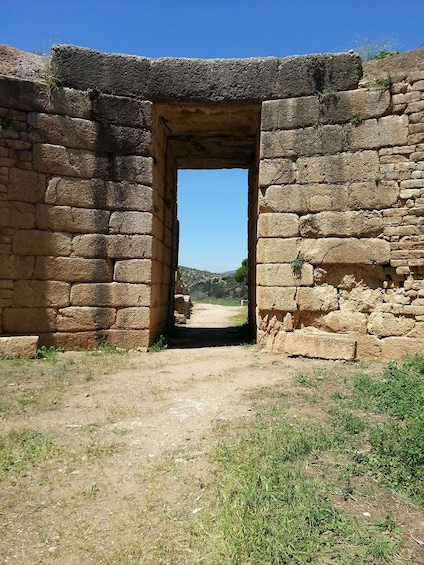 Show item 3 of 10. Private Tour Of Mycenae, Nafplio, Epidaurus & Isthmus Canal