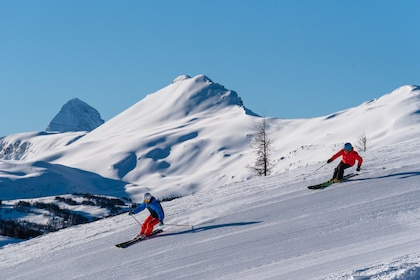 SkiBig3 Lift Ticket for Lake Louise, Sunshine Village & Mt. Norquay