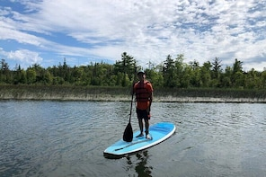 Kayak Bike and SUP Half-Day Rental in Traverse City
