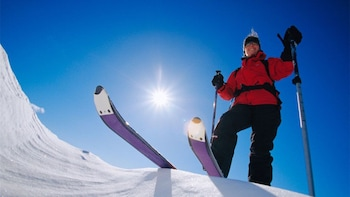 Pacote de aluguel de esqui Park City