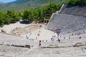 Argolis, Trip to Culture (Nafplio, Epidaurus, Mycenae)