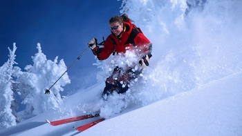 Paquete de renta de esquís en Alta y Snowbird