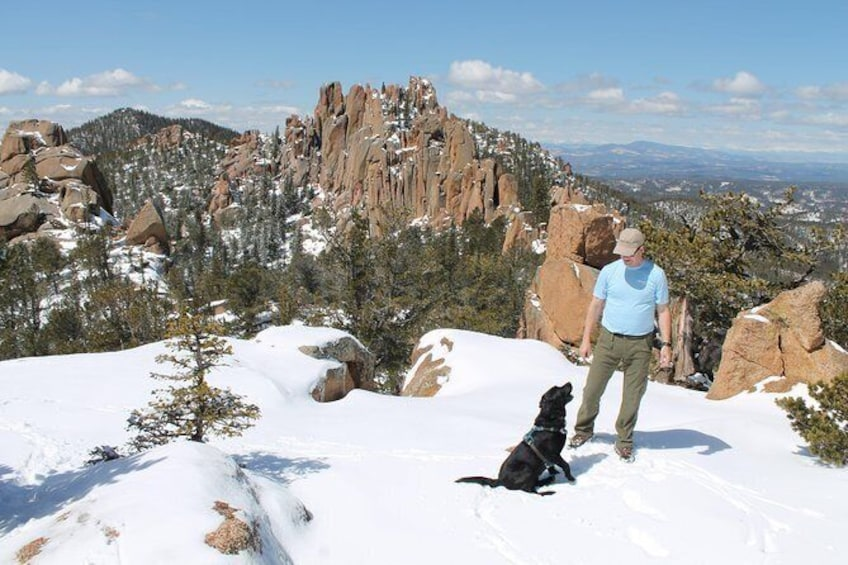 Show item 1 of 4. Classic Crags Hike near Pikes Peak