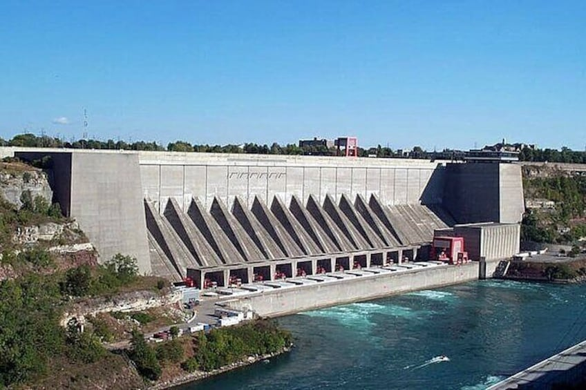 Show item 2 of 12. Hydro Electric Center