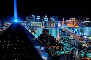 Helicopter Tour of Las Vegas Strip