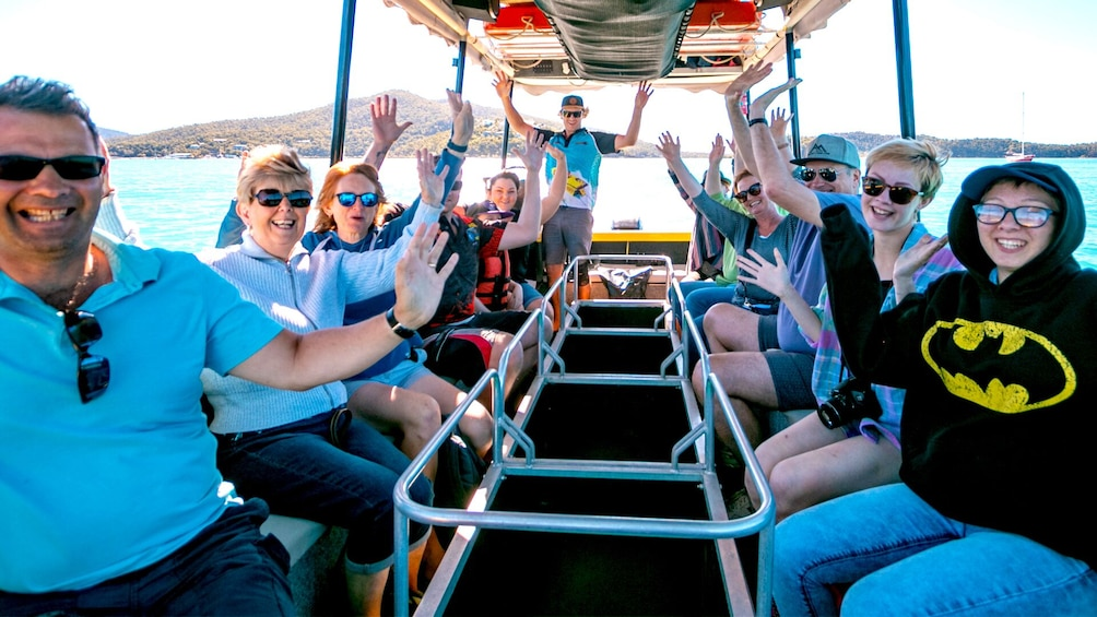 Show item 4 of 10. Airlie Beach Glass Bottom Boat Tour