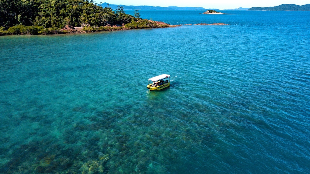 Show item 5 of 10. Airlie Beach Glass Bottom Boat Tour