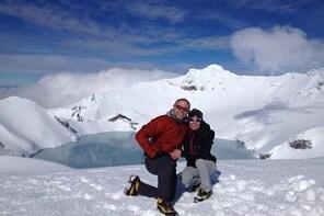 Private Mt Ruapehu Crater Lake Guided Walk