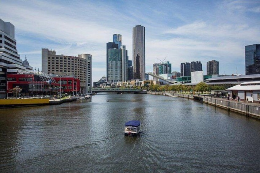 Cruise Melbourne in style!