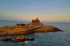 Private sunset Day Tour to Kanyakumari from Trivandrum / Kovalam