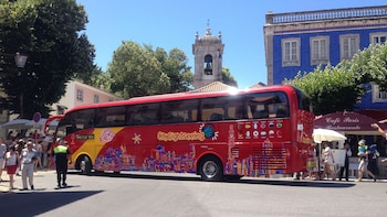 Sintra Hop-On Hop-Off Bus Tour