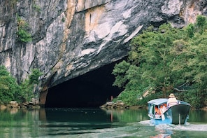 Paradise Cave & Phong Nha Cave DELUXE SMALL GROUP FULL DAY