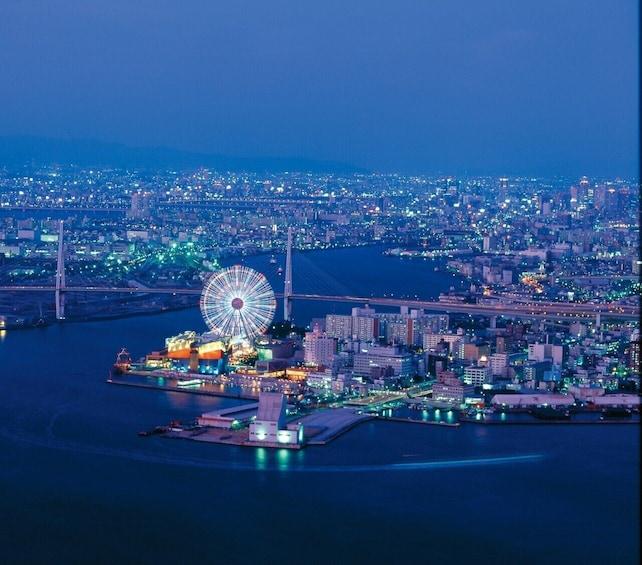 Universal Studios Japan® Theme Park Admission with Transportation
