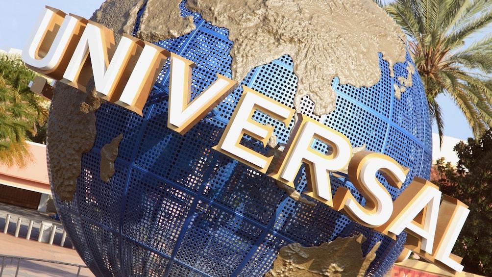 The Universal Studio in Osaka