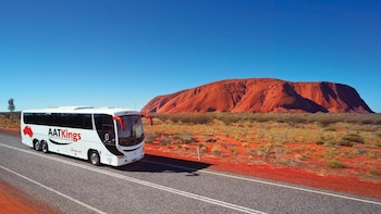 Shared Shuttle: Alice Springs - Ayers Rock