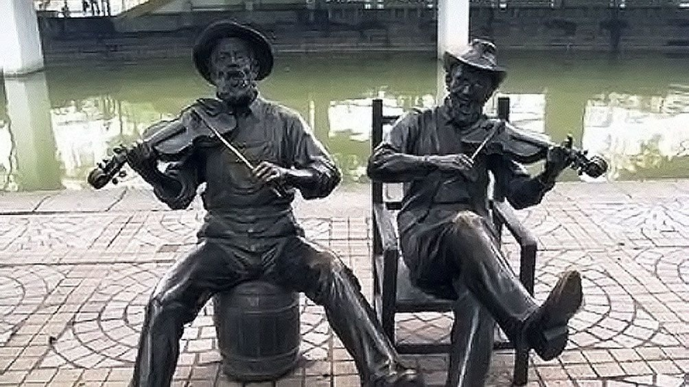 Show item 2 of 5. Statues in Shanghai