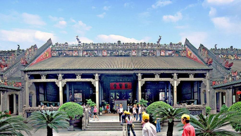 Show item 4 of 5. Building exterior in Shanghai
