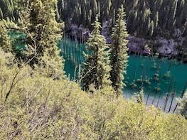 2-day tour to Kolsay & Kaiyndy Lakes + Charyn Canyon