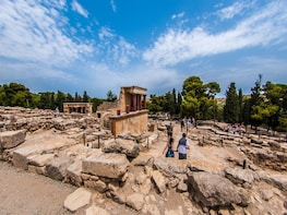 Crete Knossos Palace Food Tour