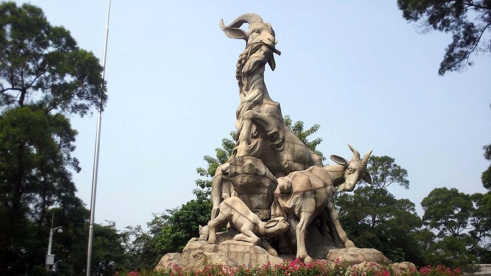 Statue near Shanghai