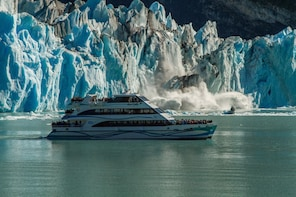 Full Day All Glaciers Cruise from El Calafate with 1 Stop