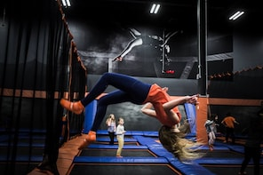 Sky Zone Indoor Trampoline Park & Activity Center