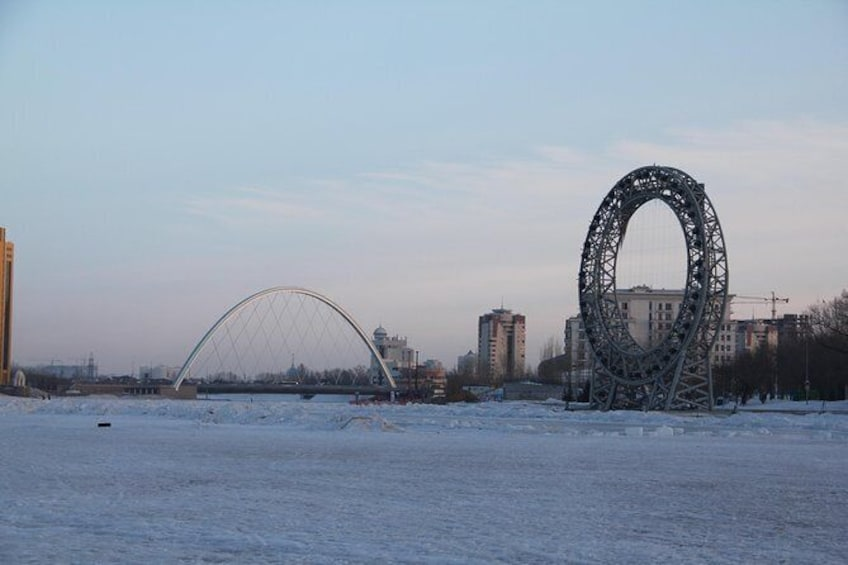 Show item 2 of 6. Walking tour in the Old city of Nur-Sultan (3 hours)