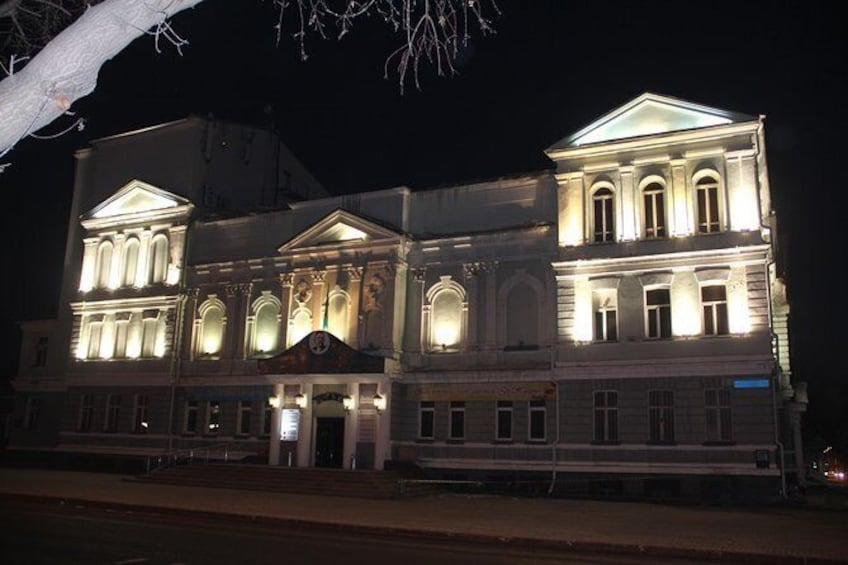 Show item 3 of 6. Walking tour in the Old city of Nur-Sultan (3 hours)
