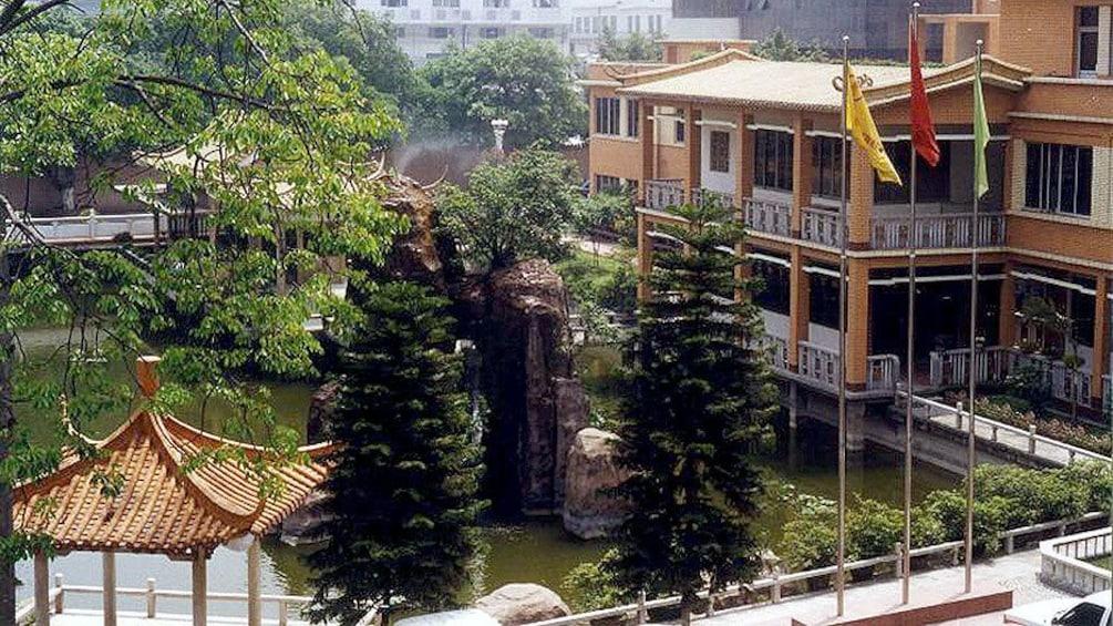 Show item 2 of 5. village in in Guangzhou