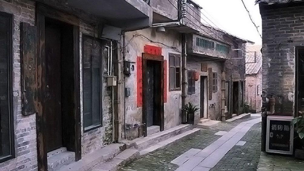 Show item 5 of 5. city street in Guangzhou