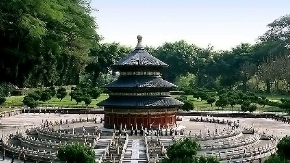 city view near shenzhen