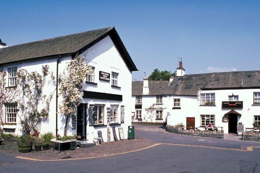Show item 5 of 7. Ambleside to Hawkshead Mini Tour - Tarn Howes & The Drunken Duck Inn