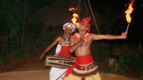 performers near colombo