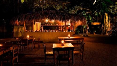 dining area near colombo