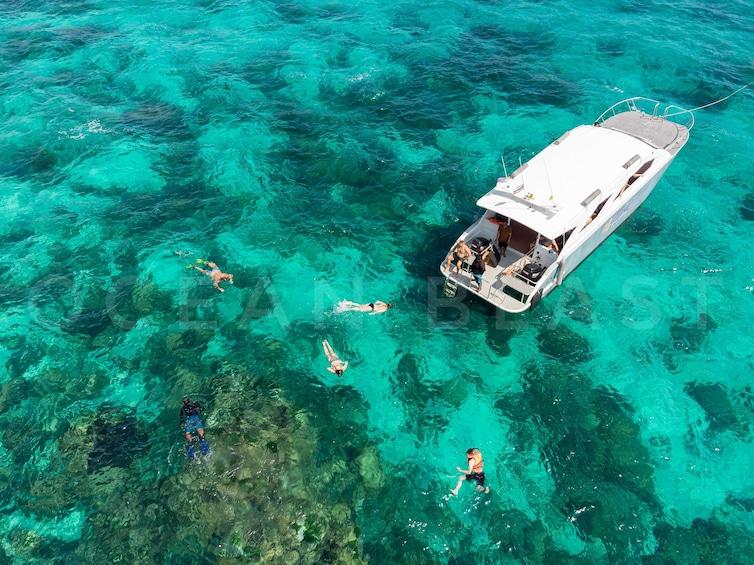 Show item 1 of 9. Catamaran Phi Phi Islands & Khai Island Day Trip Snorkeling
