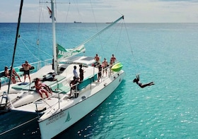 Private Charter on The Best Luxury Catamaran