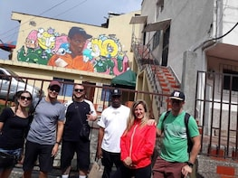 Comuna 13 Tour Graffiti Tour