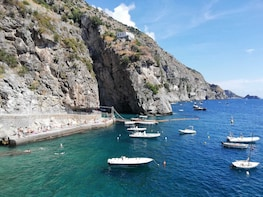 Positano, Amalfi & Ravello - Shared Tour