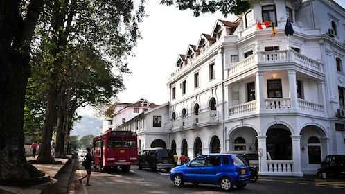Buildings in Kandy