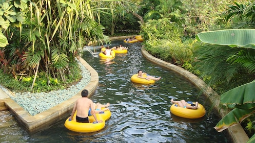Waterbom Bali Admission Ticket