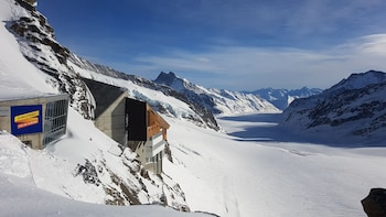 Jungfraujoch - small group tour from Basel